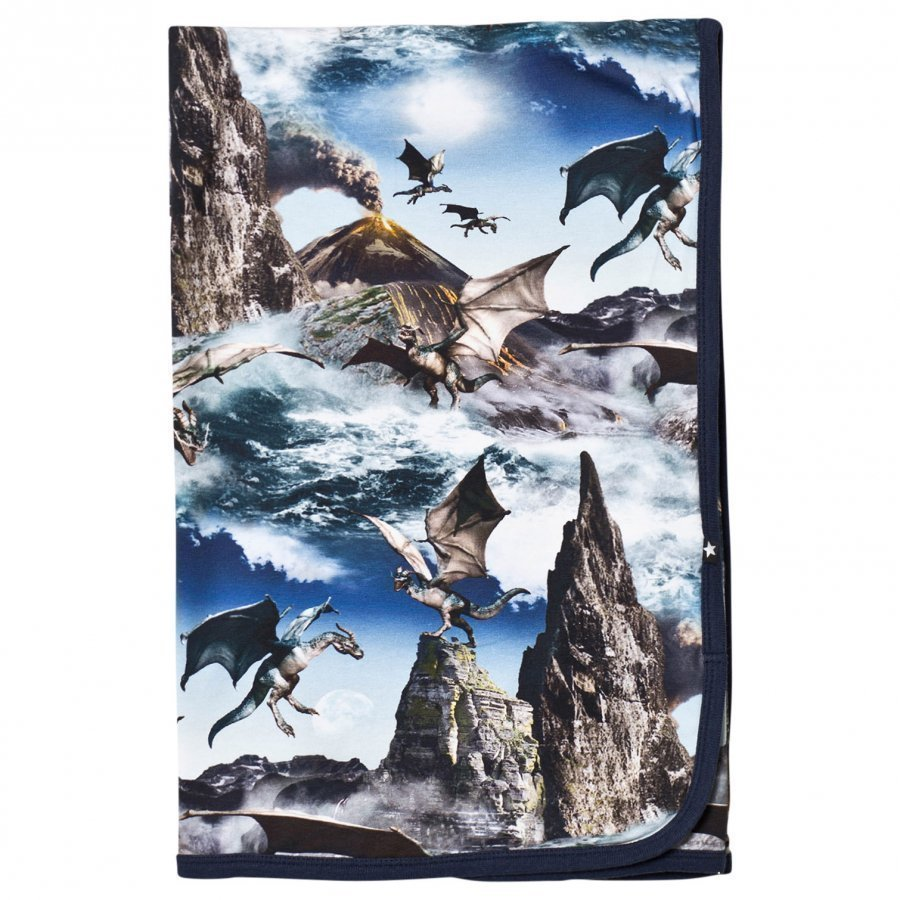Molo Niles Blanket Dragon Island Huopa
