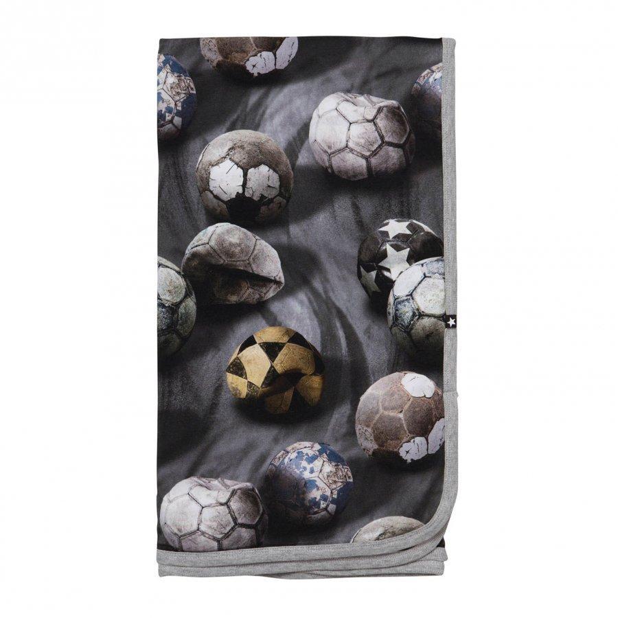 Molo Niles Blanket Dusty Soccer Huopa