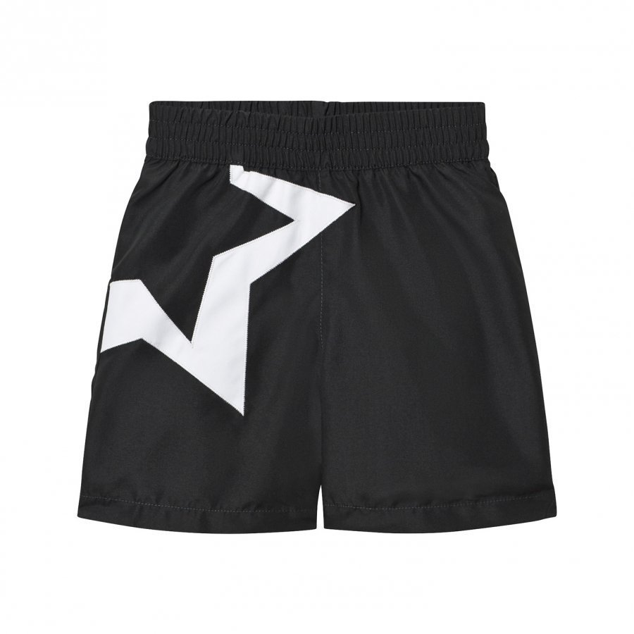 Molo North Boardies Shorts Almost Black Uimashortsit