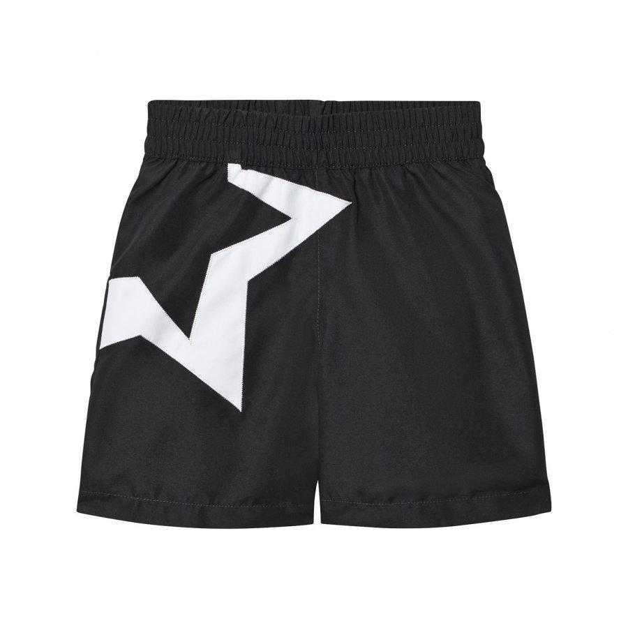 Molo North Boardies Shorts Almost Black Uimashortsit