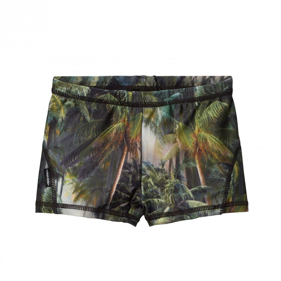 Molo Norton Trunks Camo Palms Uimahousut