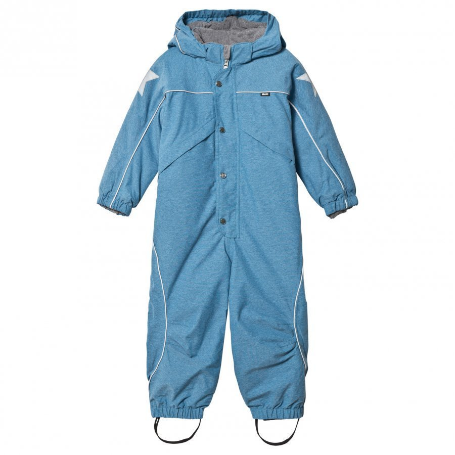 Molo Polaris Snowsuit Blue Mountain Toppahaalari