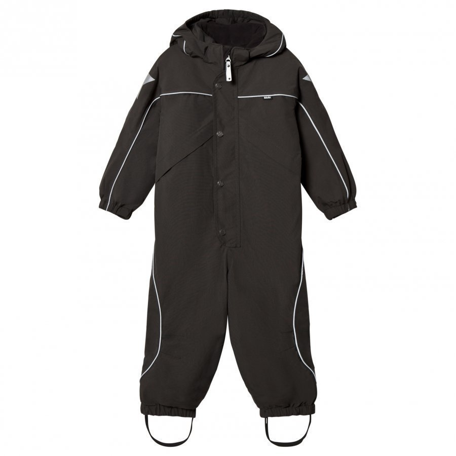 Molo Polaris Snowsuit Pirate Black Toppahaalari