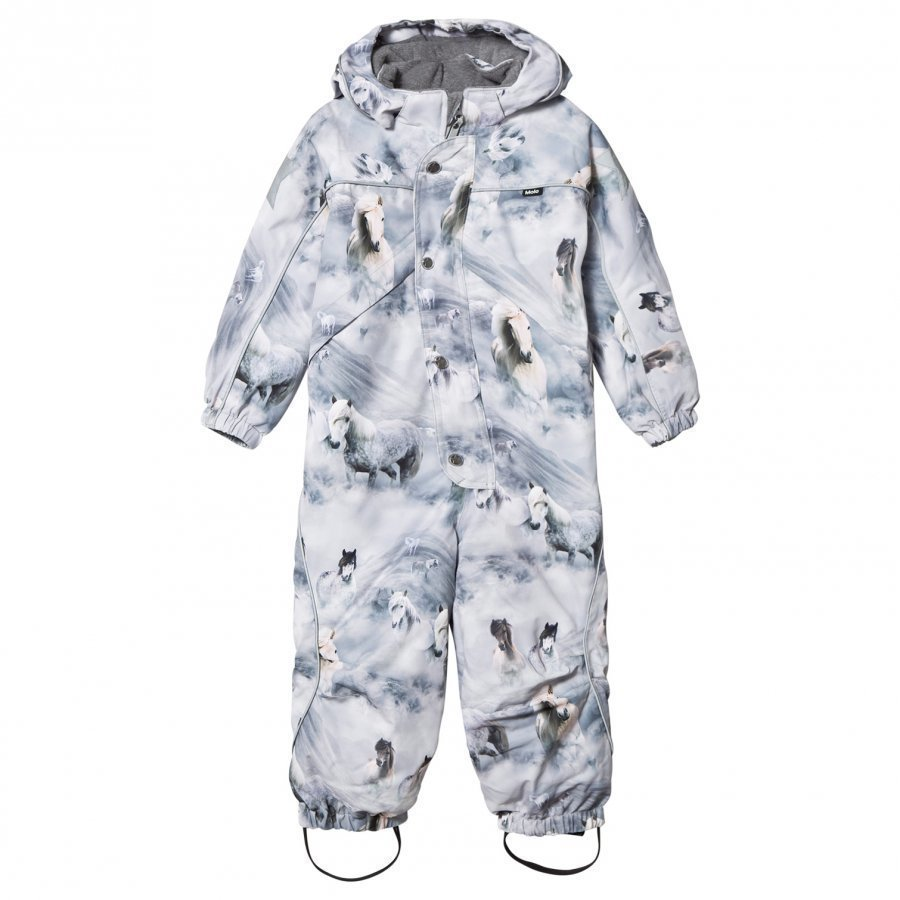 Molo Polaris Snowsuit Pony Toppahaalari