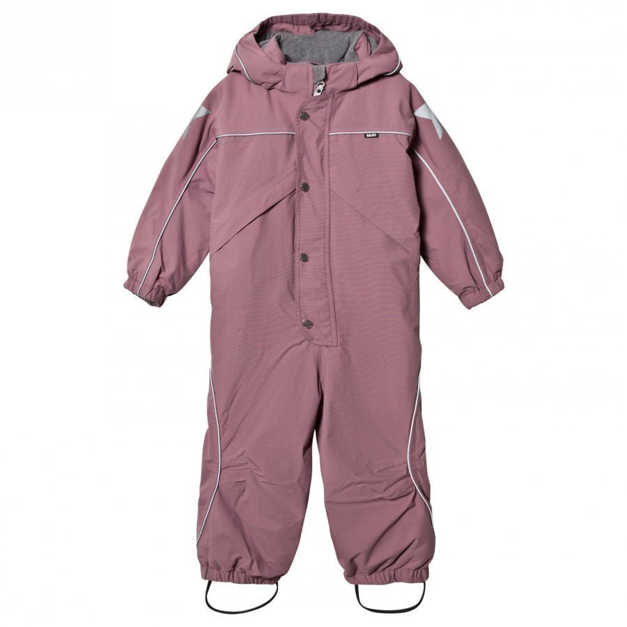 Molo Polaris Snowsuit Purple Mist Toppahaalari