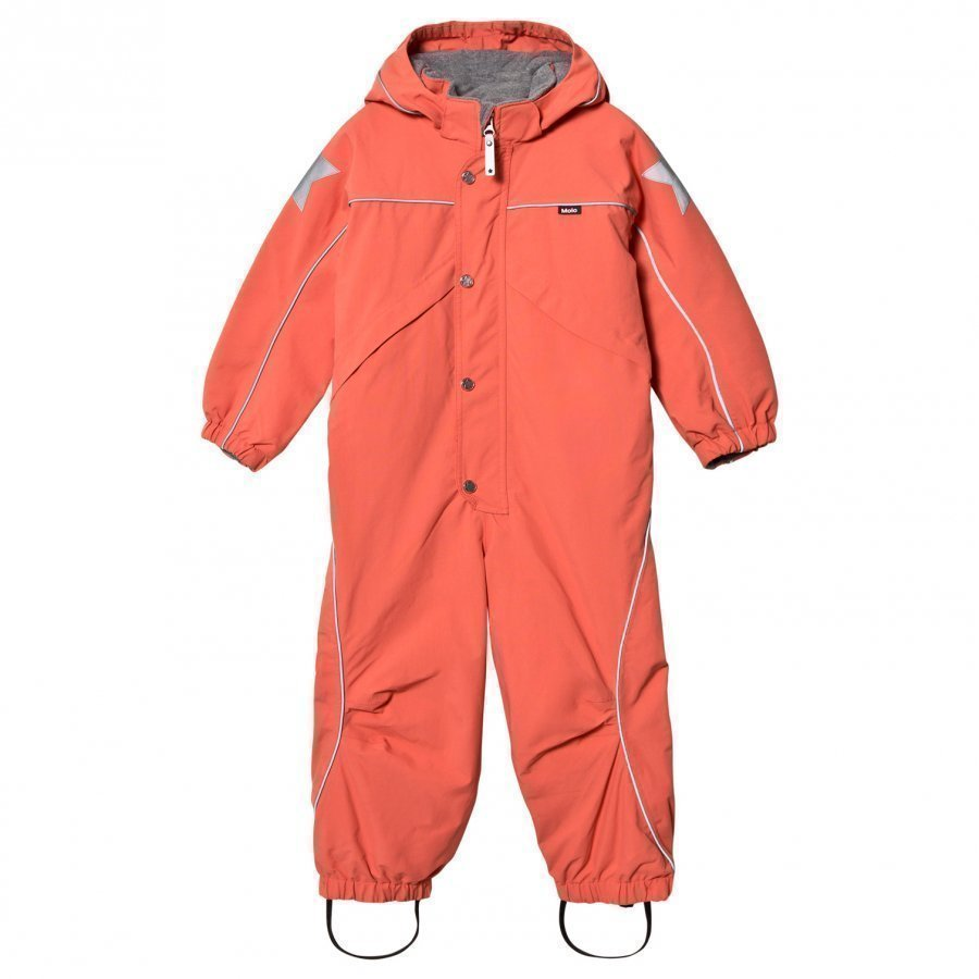 Molo Polaris Snowsuit Sunrise Toppahaalari