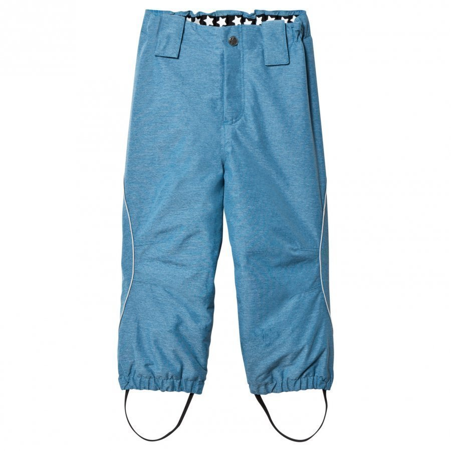 Molo Pollux Active Woven Pants Blue Mountain Sadehousut
