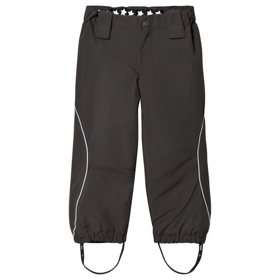 Molo Pollux Active Woven Pants Pirate Black Sadehousut