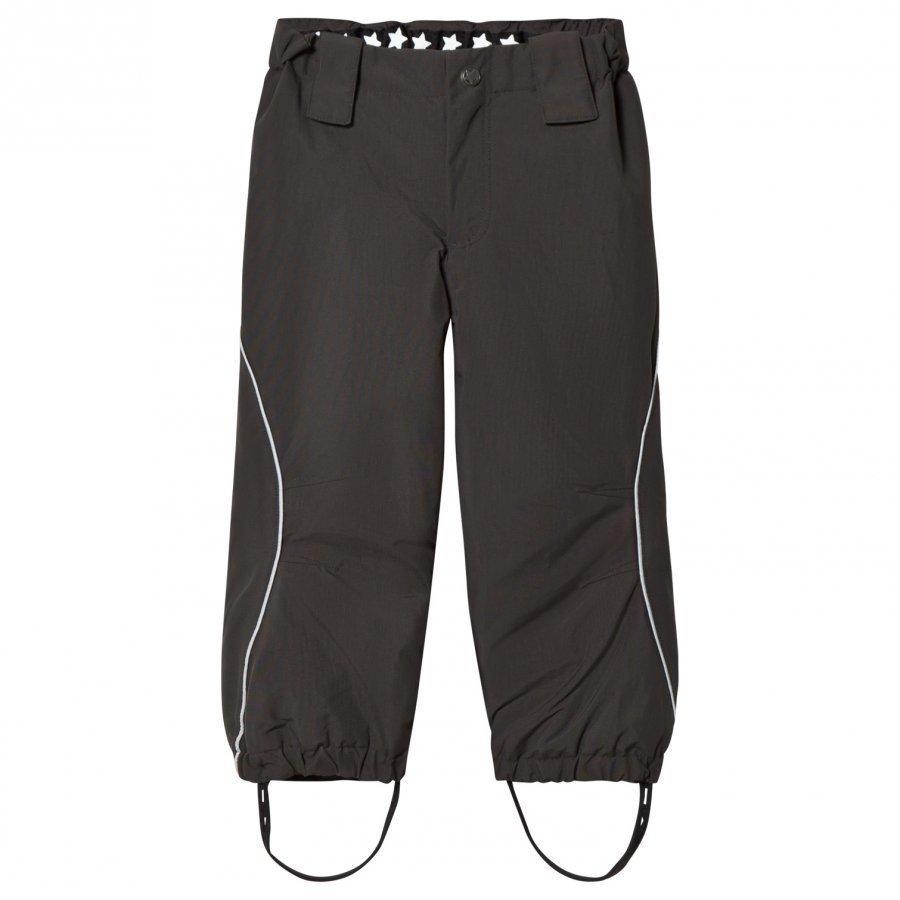 Molo Pollux Active Woven Pants Pirate Black Sadehousut