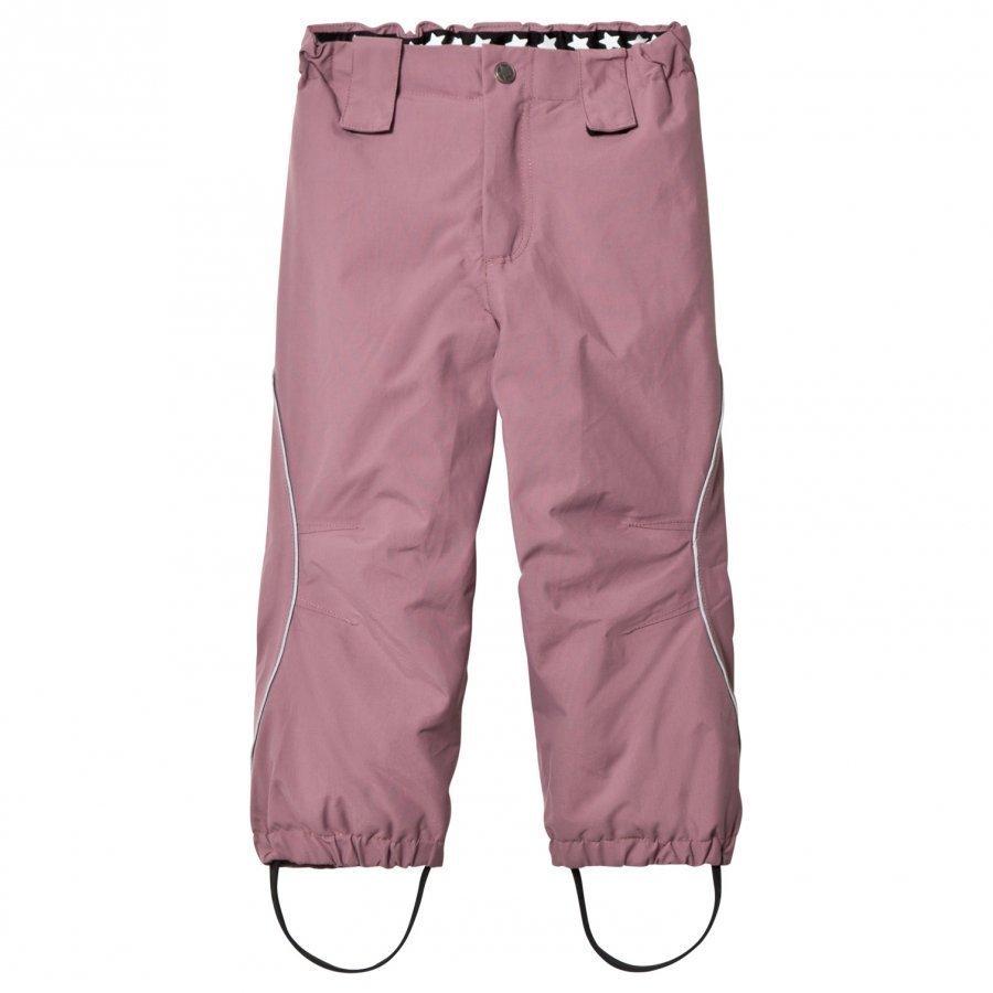 Molo Pollux Active Woven Pants Purple Mist Sadehousut