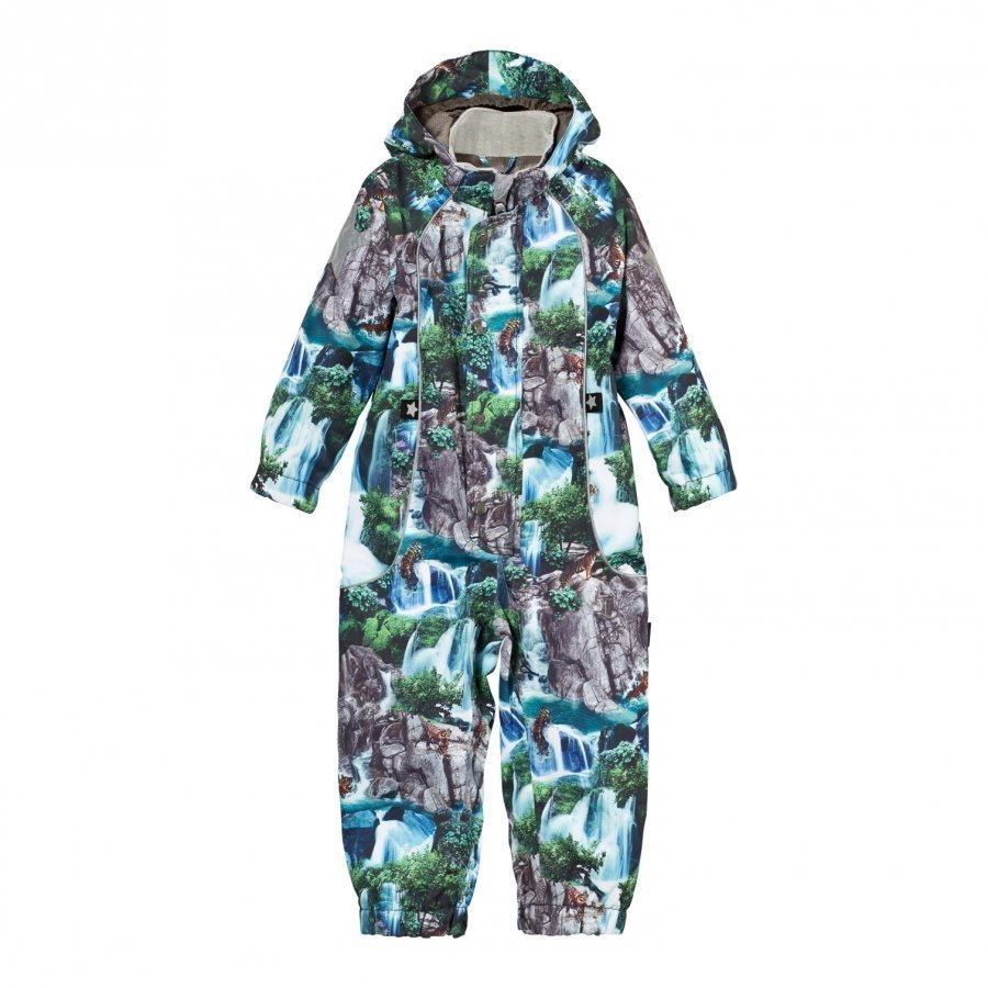 Molo Polly Summer Coverall Waterfall Sadehaalari