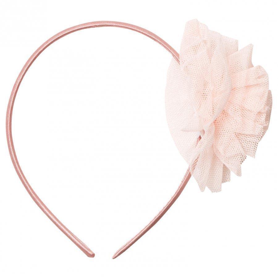 Molo Pom Pom Headband Cameo Rose Hiusnauha