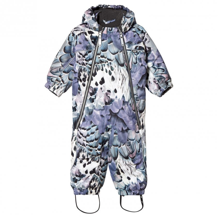Molo Pyxis Baby Snowsuit Fine Feather Toppahaalari