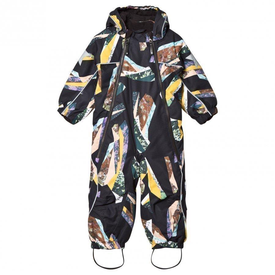 Molo Pyxis Baby Snowsuit Mosaic Toppahaalari