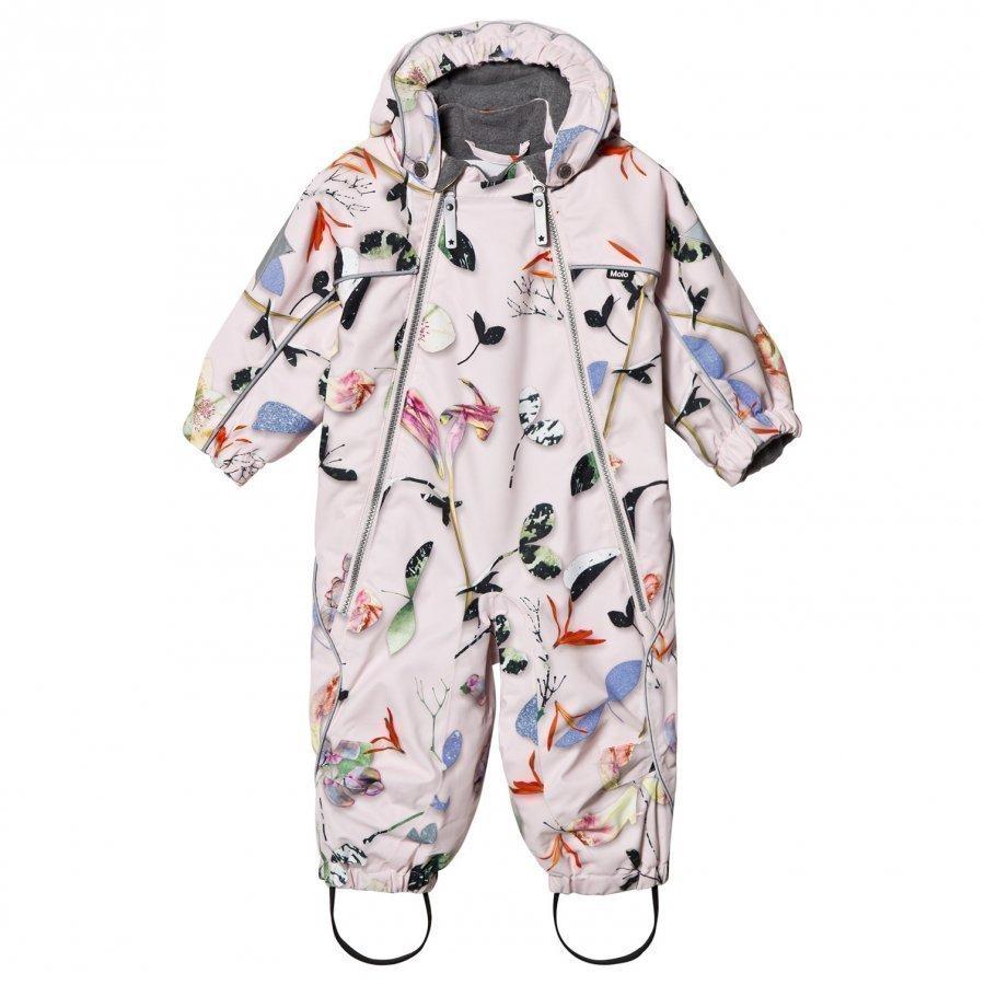 Molo Pyxis Baby Snowsuit Paper Petals Toppahaalari