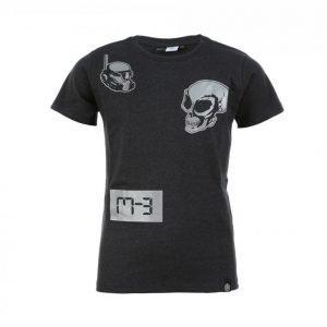 Molo Rikkel Urheilullinen T-paita Musta