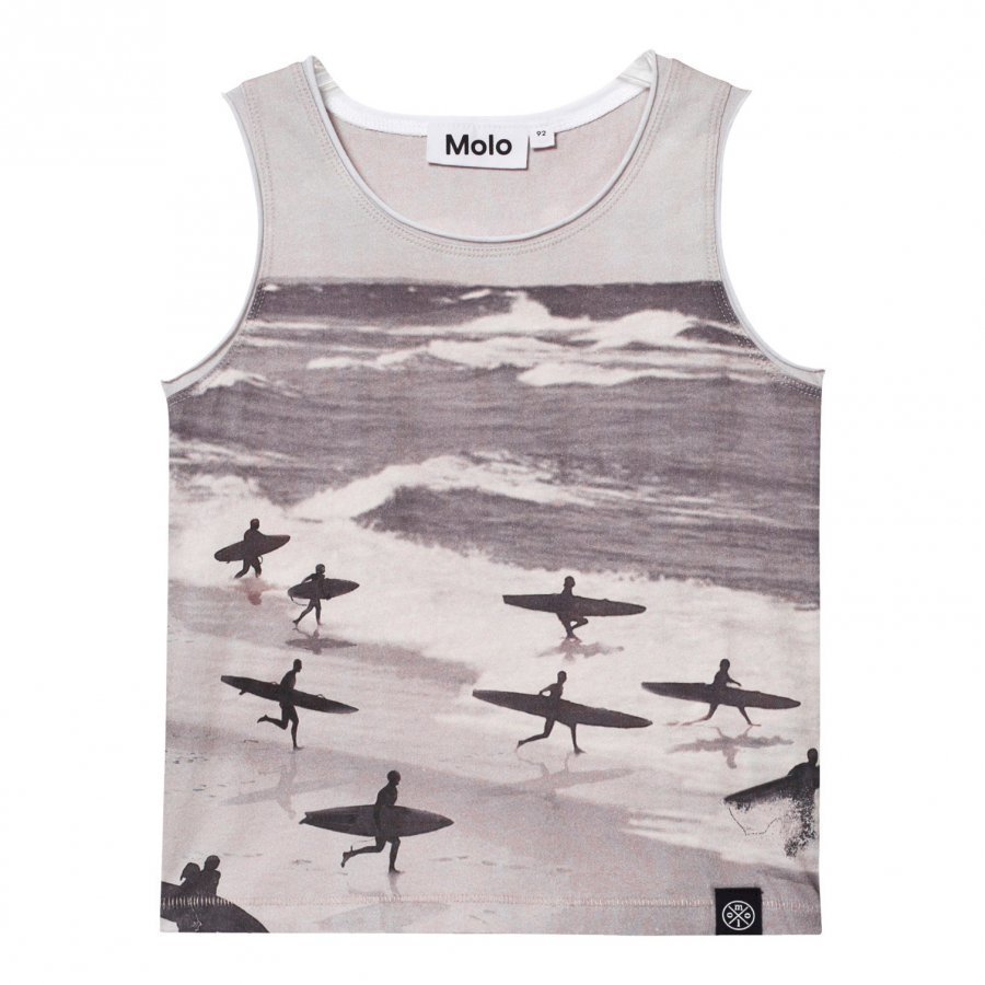 Molo Ronoy Tank Top No/S Running Surfers Liivi