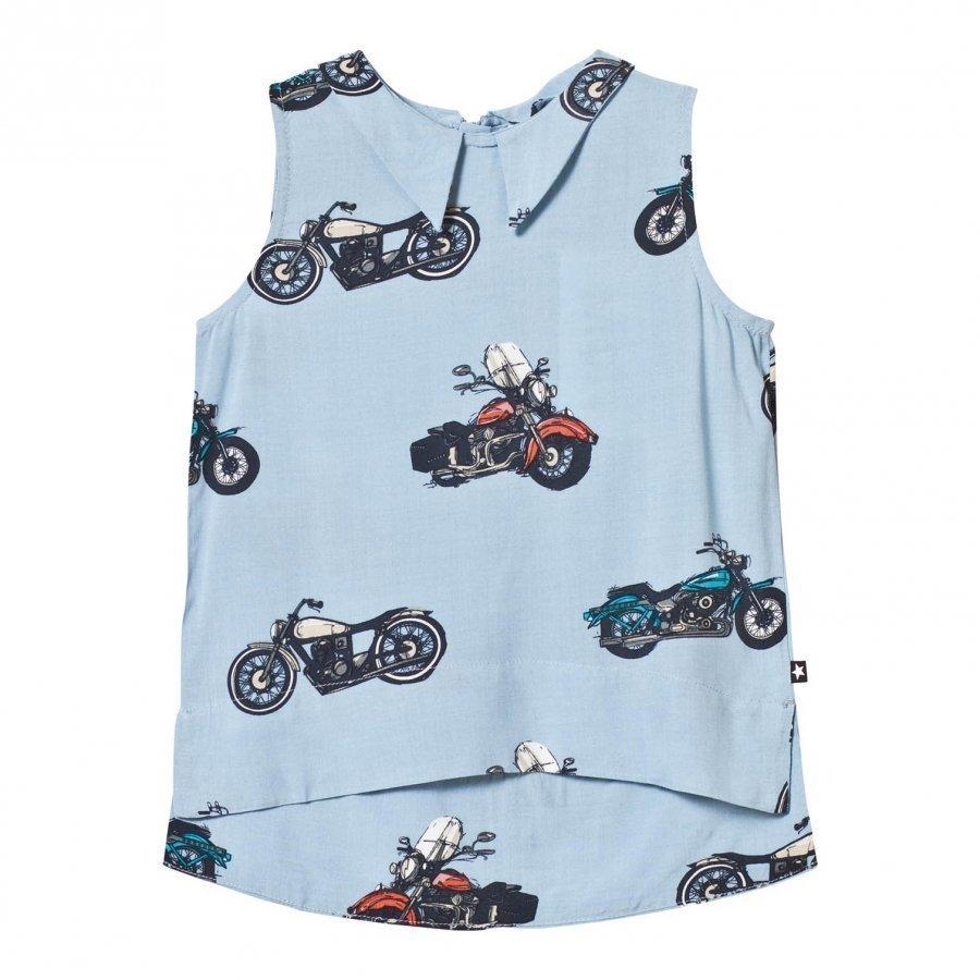 Molo Rosann Shirt Bike Chick Liivi