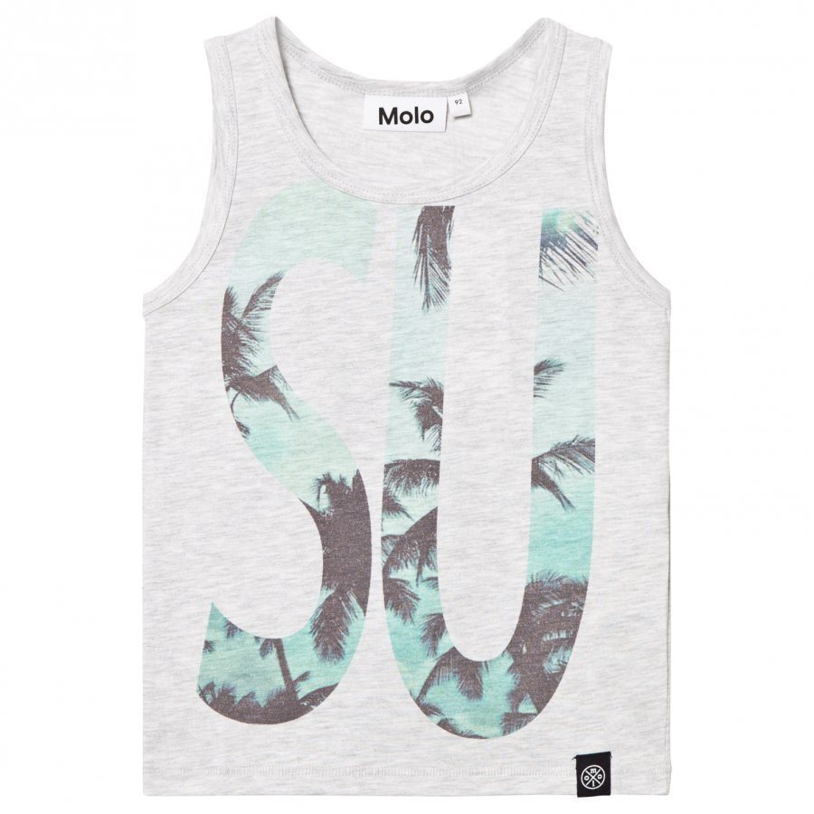 Molo Rupert Tank Top Surf Palm Liivi