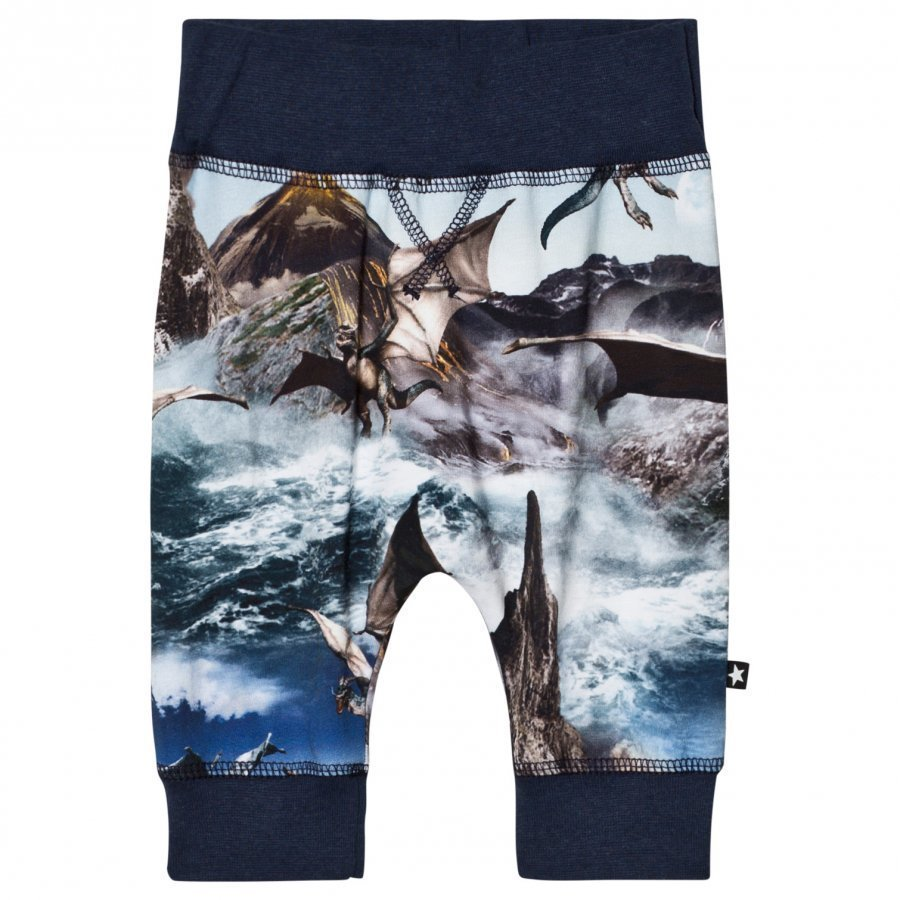 Molo Sammy Leggings Dragon Island Verryttelyhousut