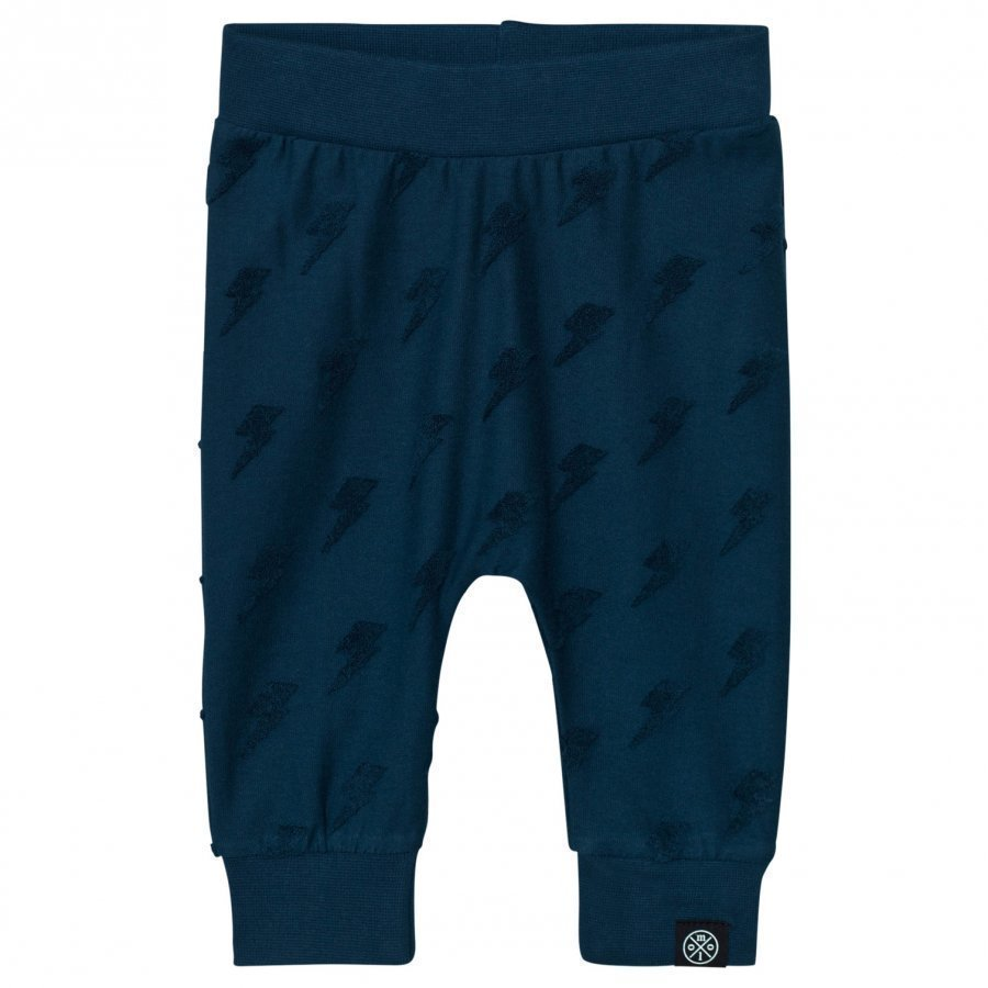 Molo Sammy Soft Pants Deep Blue Oloasun Paita