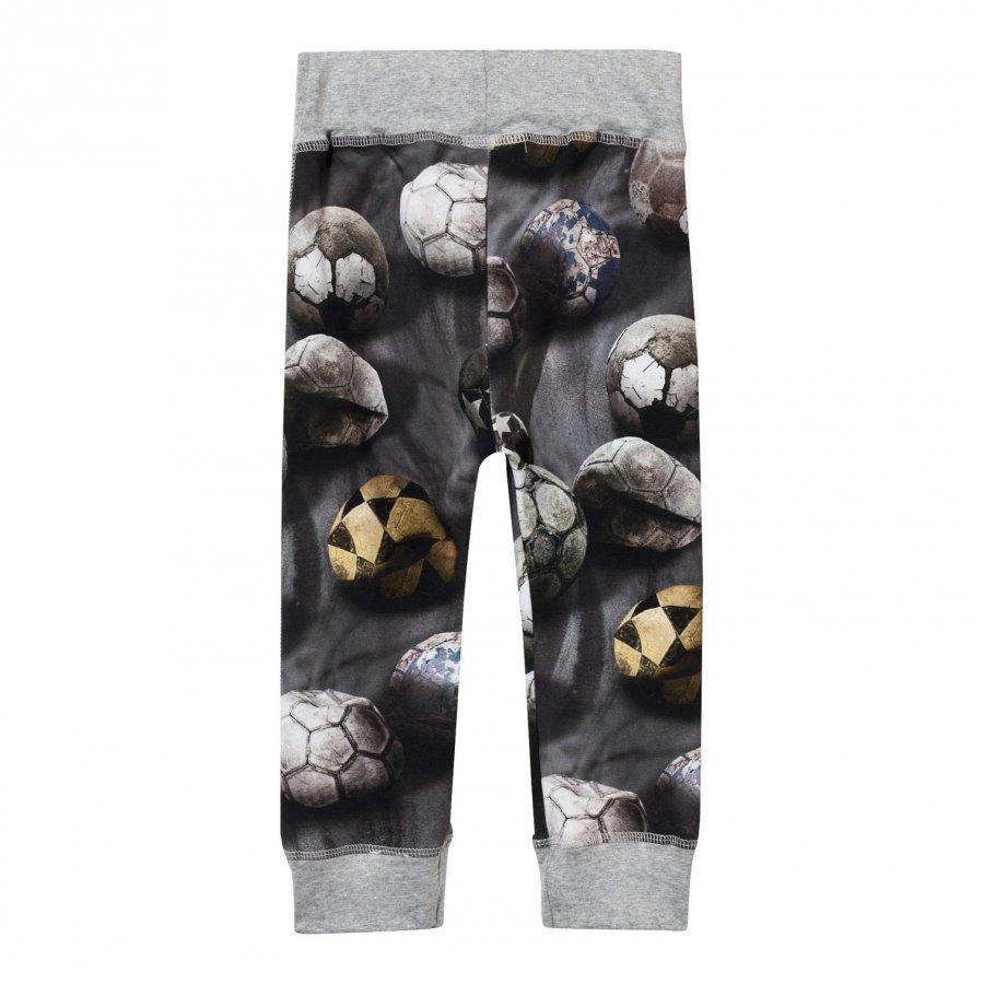 Molo Sammy Soft Pants Dusty Soccer Verryttelyhousut