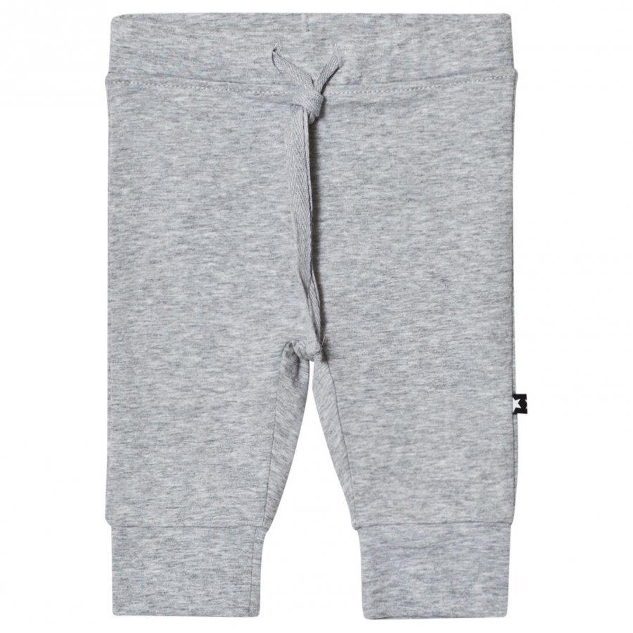 Molo Selena Soft Pants Grey Melange Verryttelyhousut