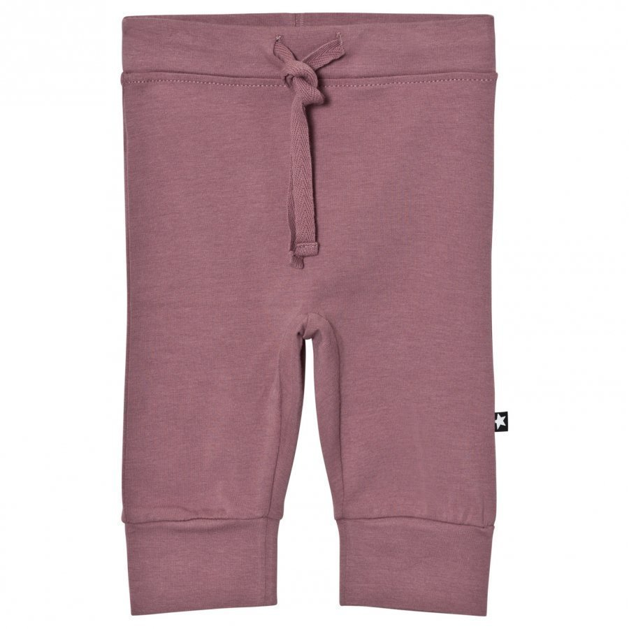 Molo Selena Soft Pants Purple Mist Verryttelyhousut