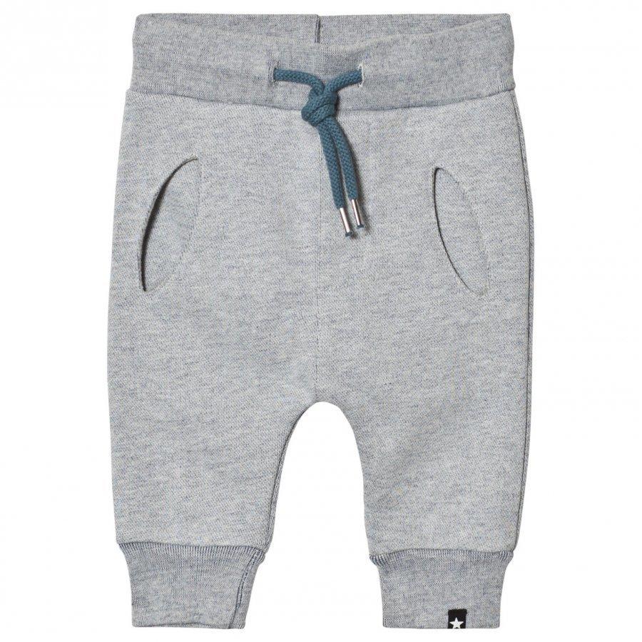 Molo Shane Soft Pants Stellar Blue Verryttelyhousut