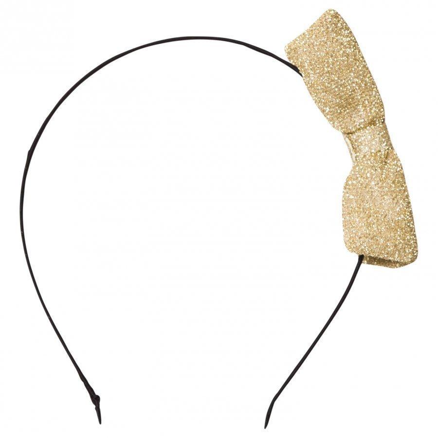 Molo Shimmer Headband Gold Hiusnauha