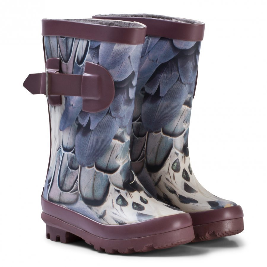 Molo Sigvardt Wellies Fine Feather Kumisaappaat