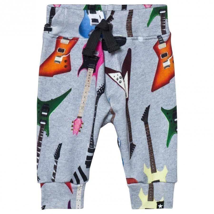 Molo Solomi Soft Pants Rock Guitar Oloasun Paita