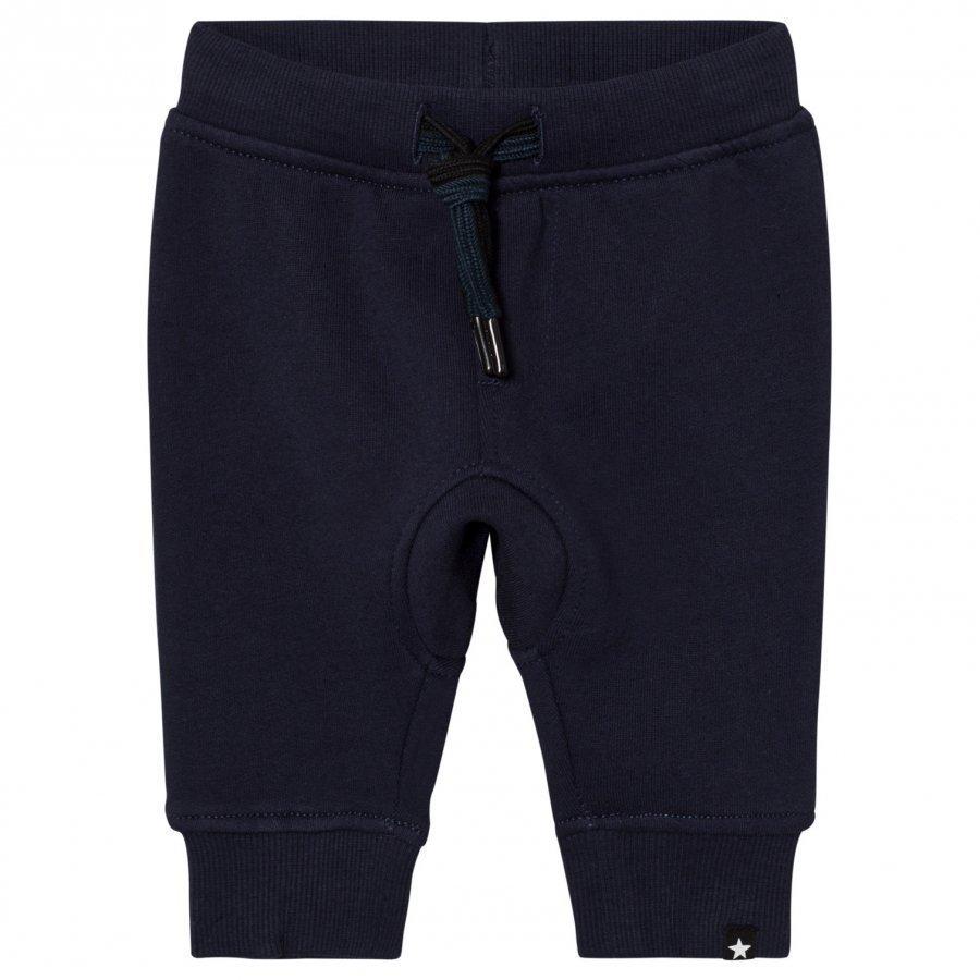 Molo Stan Soft Pants Navy Blazer Verryttelyhousut