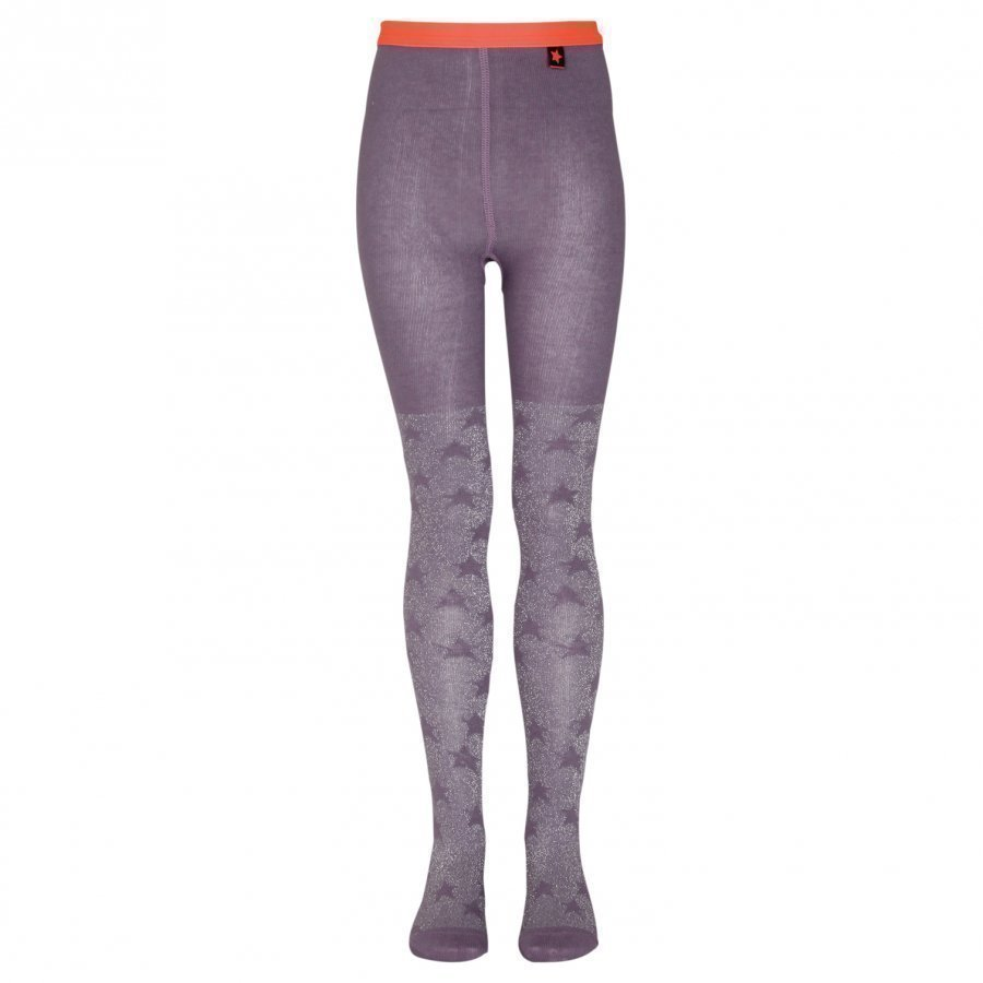 Molo Star Tights Violet Dusk Sukkahousut
