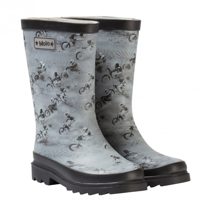 Molo Strong Wellies Mojave Race Kumisaappaat