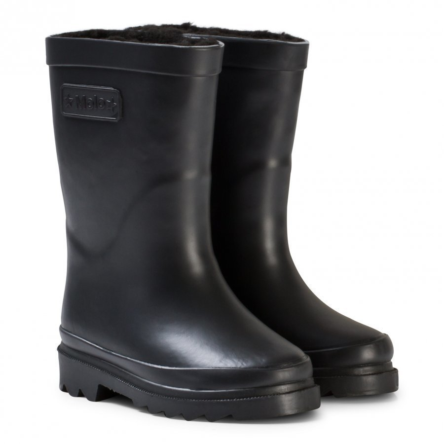 Molo Strong Wellies Pirate Black Kumisaappaat