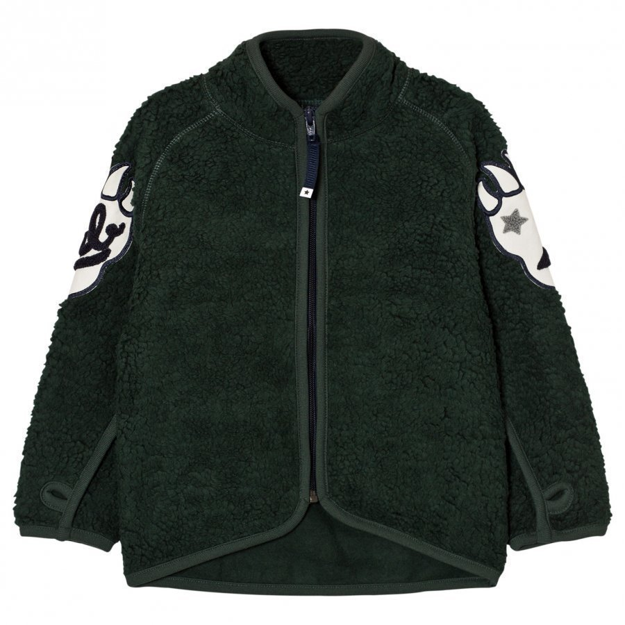 Molo Ulan Fleece Jacket Pine Grove Fleece Takki
