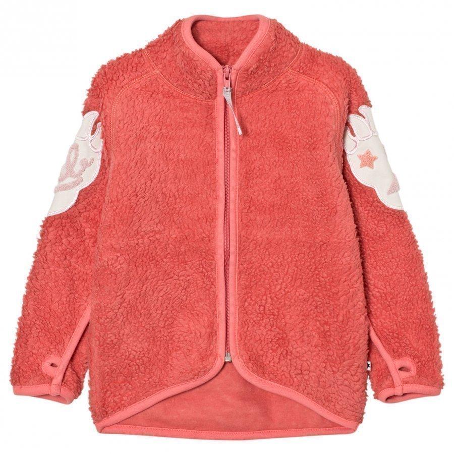 Molo Ulan Fleece Jacket Sunrise Fleece Takki