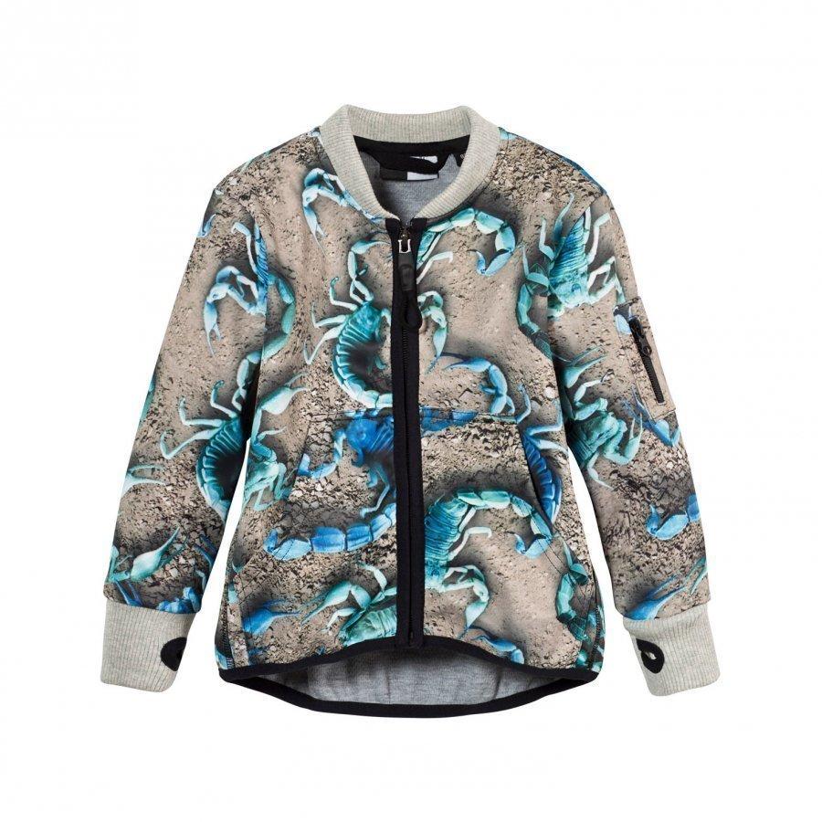 Molo Ulas Soft Shell Jacket Scorpions Kuoritakki