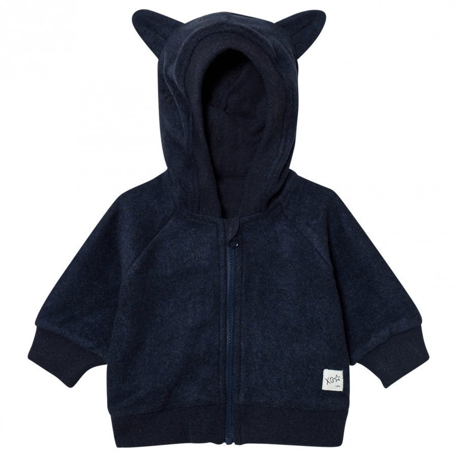 Molo Ummi Jacket Total Eclipse Fleece Takki