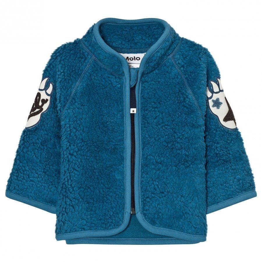 Molo Urvan Fleece Jacket Latitude Fleece Takki