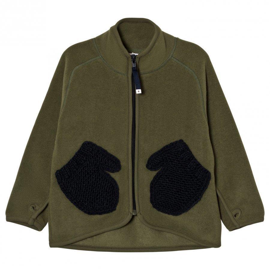 Molo Ushi Fleece Jacket Tarmac Fleece Takki