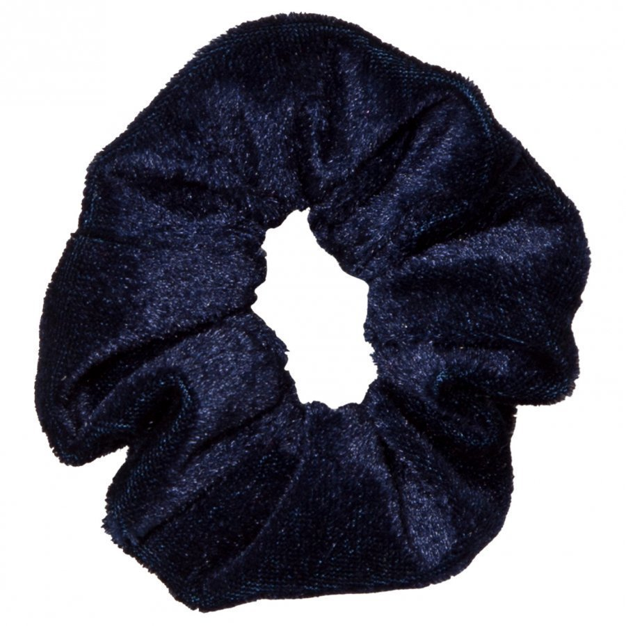 Molo Velvet Scrunchie Total Eclipse Hiusnauha