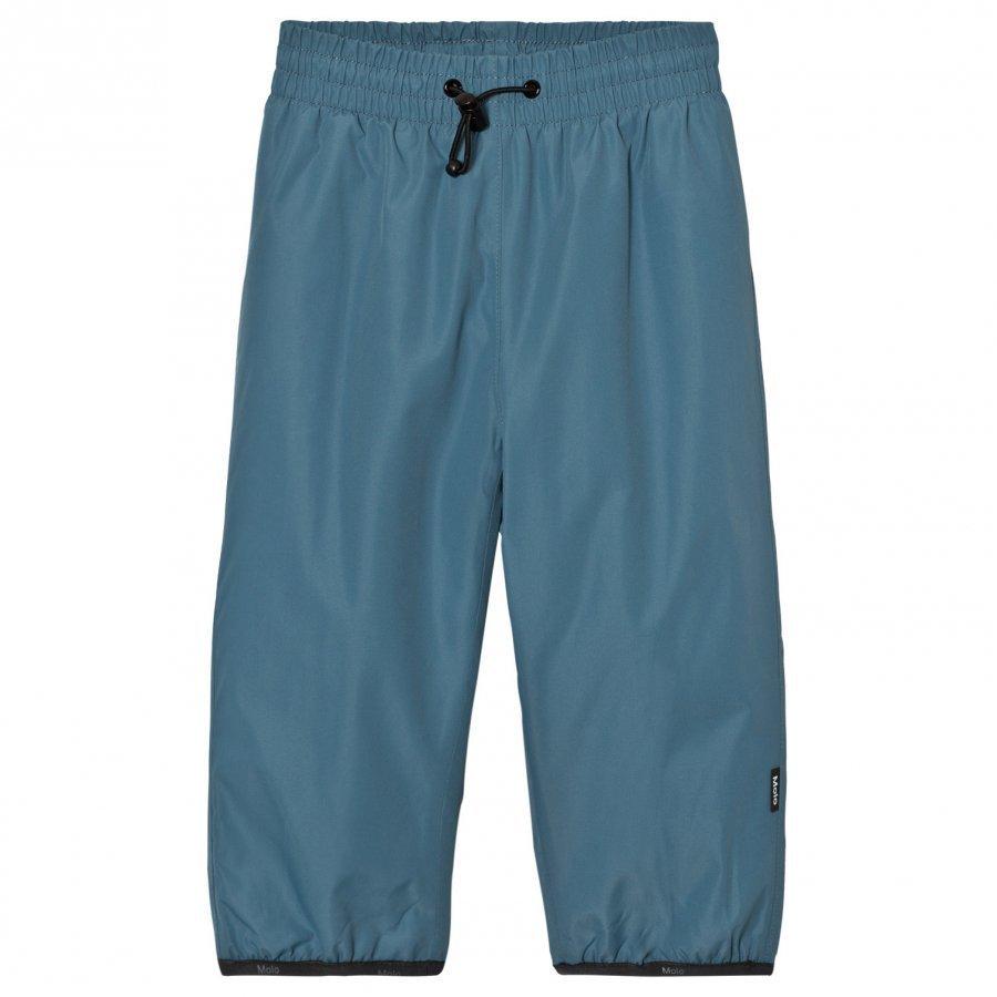 Molo Wild Rain Pants Bluestone Sadehousut