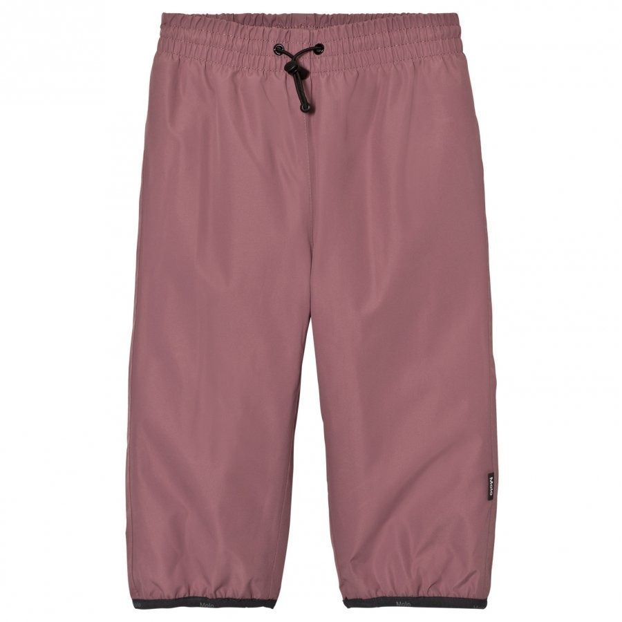 Molo Wild Rain Pants Purple Mist Sadehousut