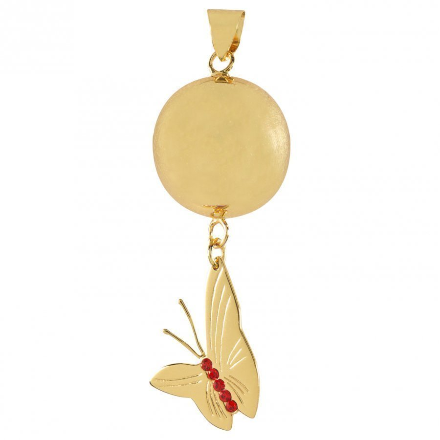 Mom2mom Gold Butterfly Harmony Ball By Sommerfeld Korut Äidille