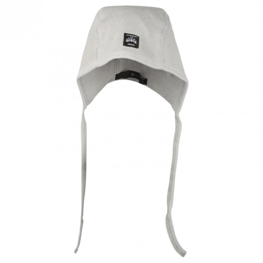 Mom2mom Newborn Body Pure Cap Grey Lippis