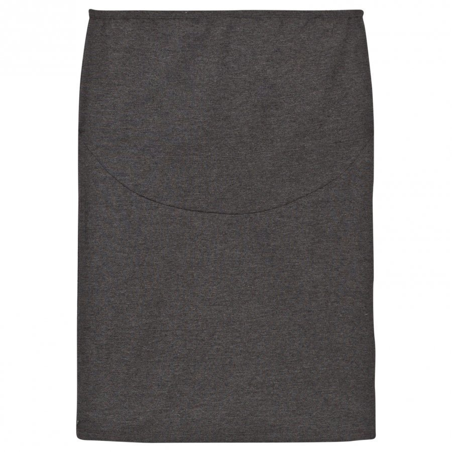 Mom2mom Pencil Skirt Grey Melange Hame Äidille