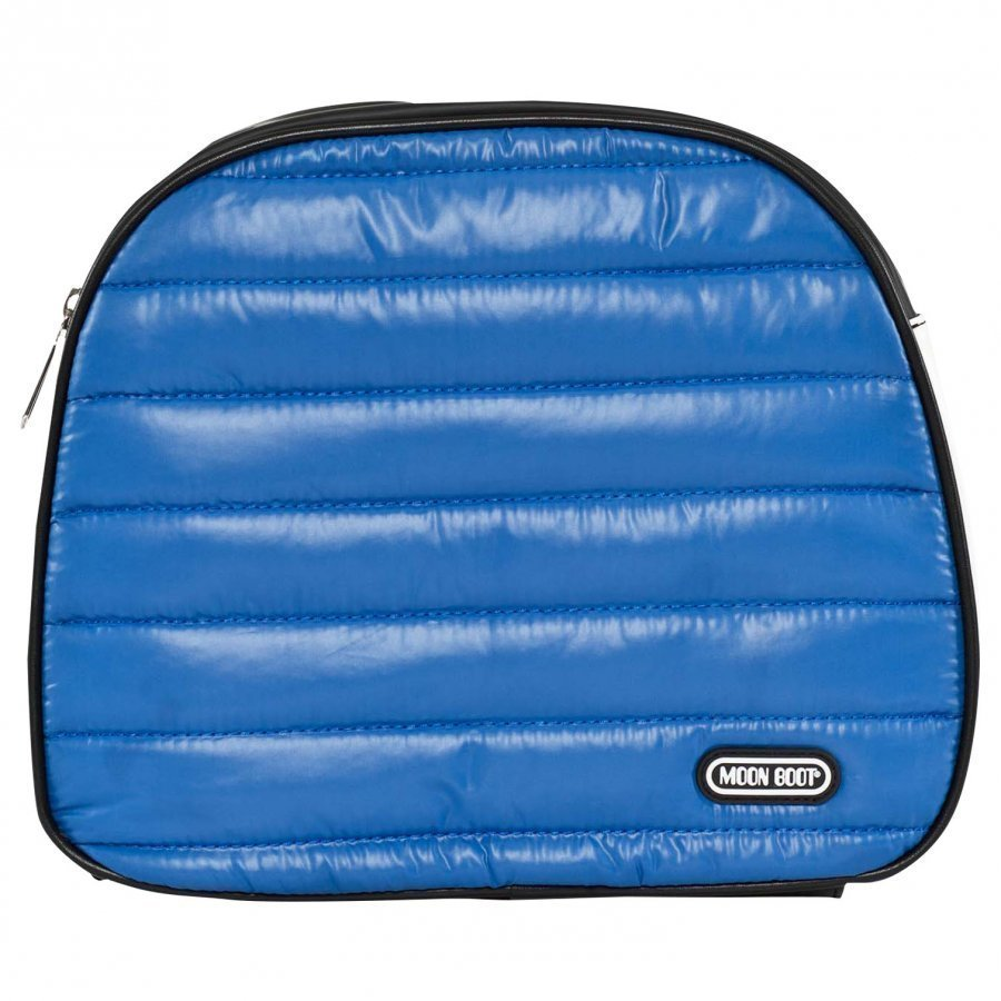 Moon Boot Back Pack Jr Blue Reppu