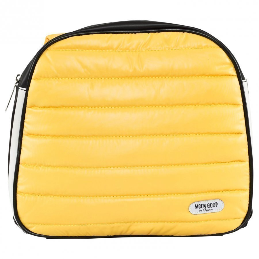 Moon Boot Back Pack Jr Yellow/White/Black Reppu